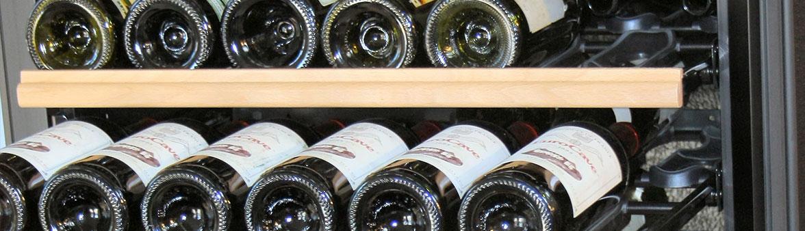 Wijn koelkasten
