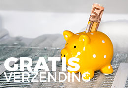 Gratis verzending